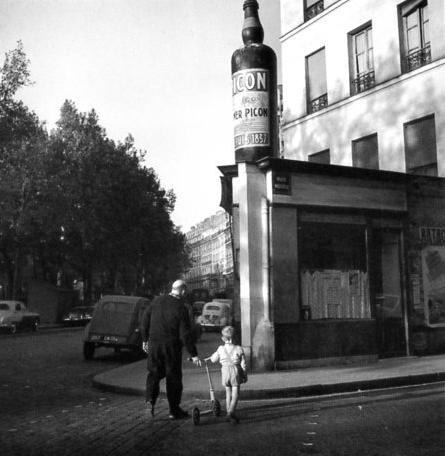 Boulevard Richard-Lenoir, October 1959