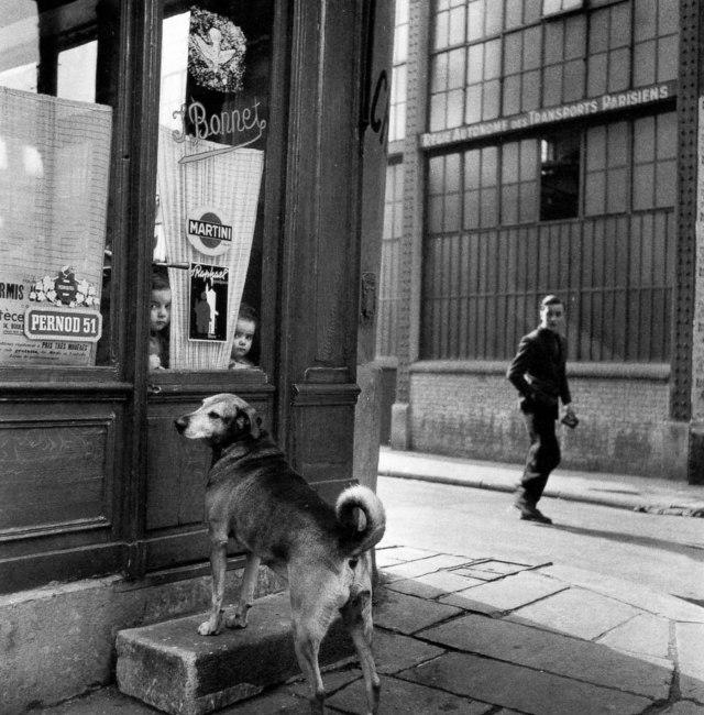 In the 12th arrondissement, 1953. Robert Doisneau