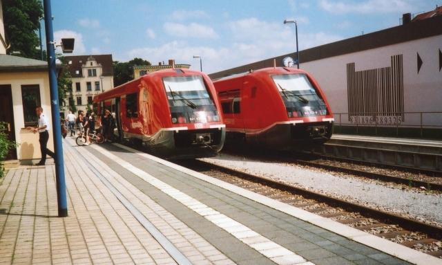 Weimer-Berkaer Station, 2009.