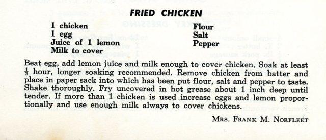Fried chicken005