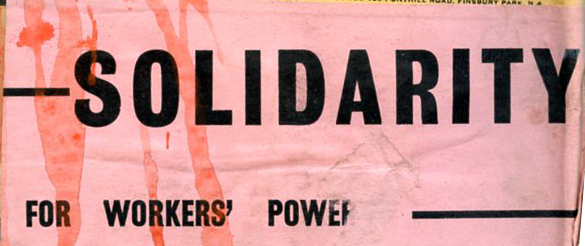 Solidarity the one
