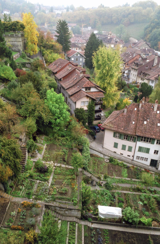 Bern, the Federal Capital of Switzerland.  Photo  Pete Grafton