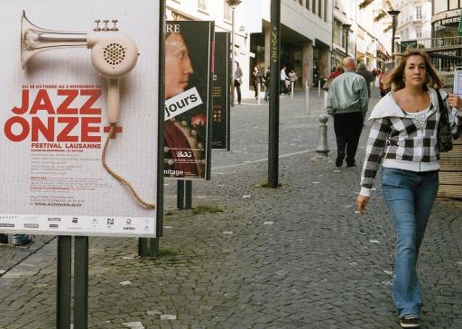 Lausanne.  Photo  Pete Grafton