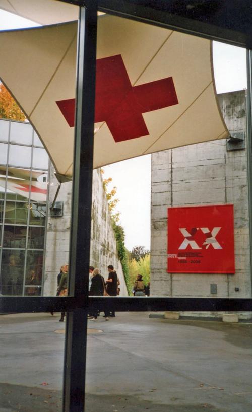Red Cross Museum, Geneva.  Photo  Pete Grafton