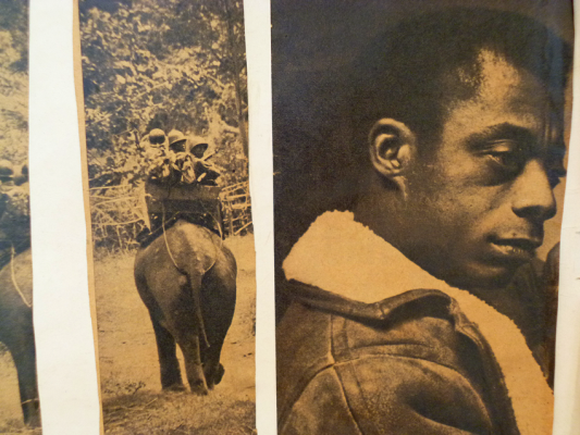 Vietnam and James Baldwin
