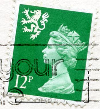 12p. stamp png