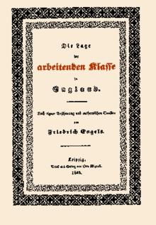 Engels, 1845