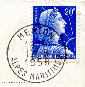 Pye Menton back Stamp