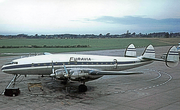 Lockheed Euraviae SF PNG