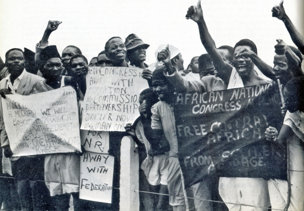 African protest880