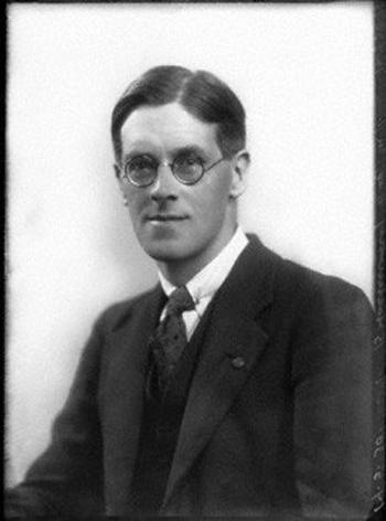 by Bassano, half-plate glass negative, 19 May 1930
