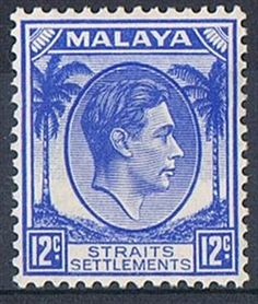 Malaya George V1