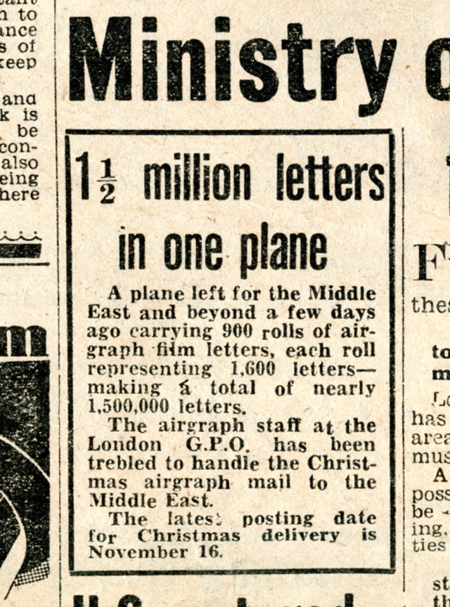 million-letters-dm-nov-5-1942