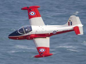 raf-provest-training-jet